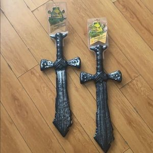 Two toy swords Princess Fiona Sword